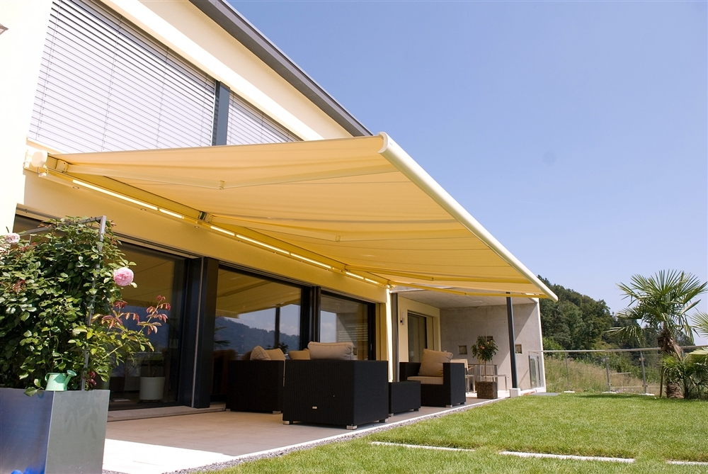 Stobag Resobox Tenda da sole a bracci con cassonetto. Max 18m.