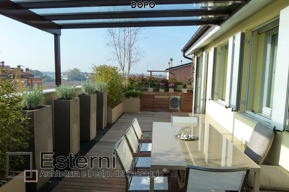 Verande In Vetro Per Terrazzi Beautiful Veranda Biossun With